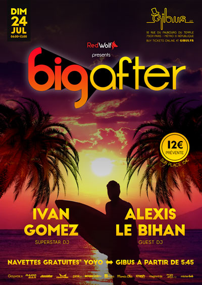 BIG AFTER SUMMER CLUB