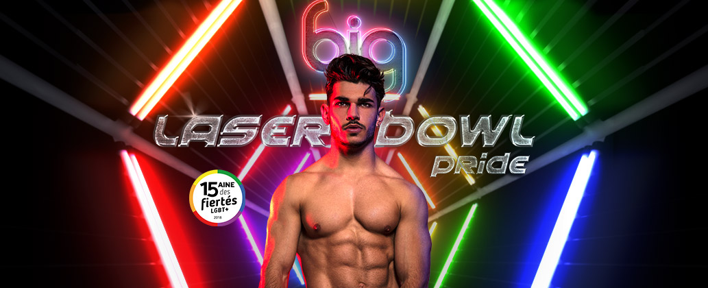 BIG : LASERBOWL PRIDE